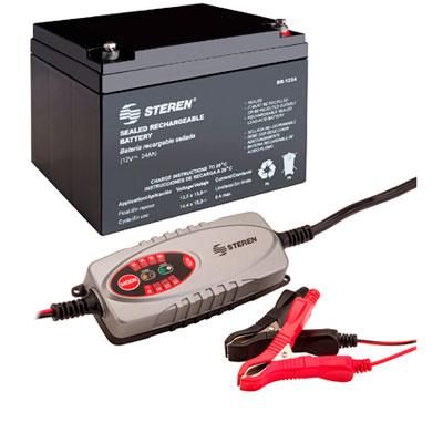 Baterías selladas de Ácido-Plomo