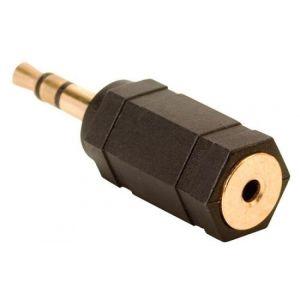 Adaptador elite de conector 3,5 mm a jack 2,5 mm, estéreo