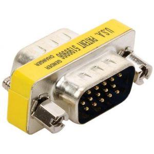 Cople plug a plug VGA (DB15H)