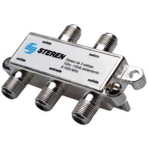 Splitter de 4 salidas a 75 Ohms, 1 GHz
