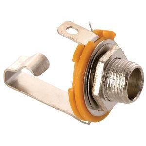 Jack 6,3 mm monaural, para chasis