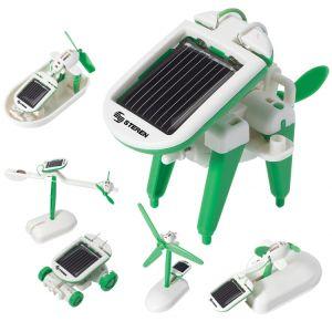 Kit solar 6 en 1 para armar