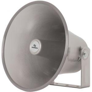 """Trompeta redonda de 20"""" sin unidad, de aluminio"""