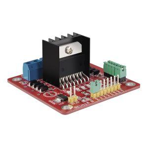 Tarjeta para control de motores CC (L298N)
