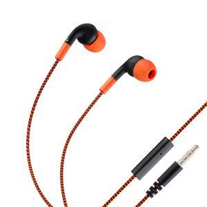 Audífonos manos libres Fit con cable tipo cordón