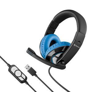 Audífonos multimedia USB ultraconfort