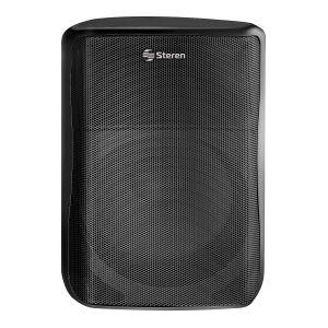 """Parlante Amplificado de 15"""" 16,000 W PMPO profesional Bluetooth con procesador digital de sonido (DSP)"""