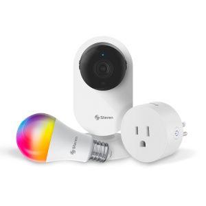 Combo Smart Home (CCTV-204 / SHOME-120 / SHOME-100)