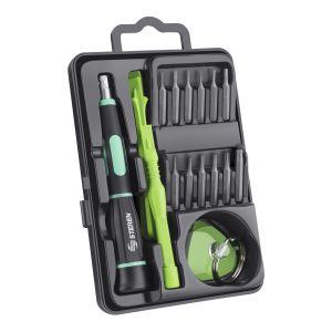 Kit de herramientas para reparación y mantenimiento de equipos Apple*