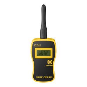 Medidor de frecuencias portátil