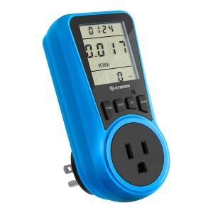 Medidor de consumo eléctrico (Wattimetro)