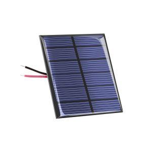 Panel solar de 3 Vcc y 150 mA