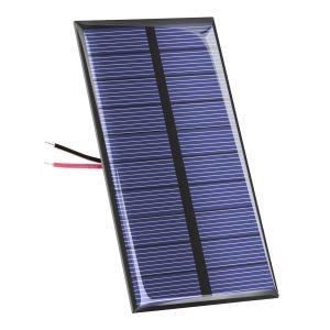Panel solar de 5 Vcc y 160 mA