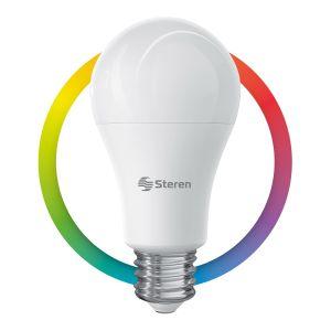 Foco LED Wi-Fi* multicolor, de 10W
