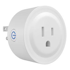 Contacto Wi-Fi* con medidor de consumo eléctrico