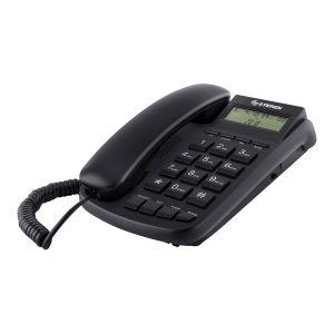 Teléfono con pantalla y teclado grande